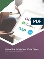 Accounting Comparison