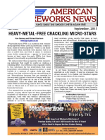 American Fireworks News Sept 2015