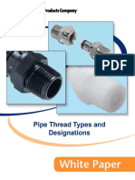 Pipe Threads Explained