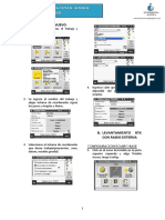 Manual Para Equipos Gnss Trimble r8 Access 2.0