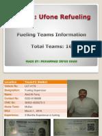 Ufone Fueling Teams