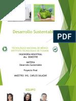 Desarrollo Sustentable Proyecto Final Recicle y Basura
