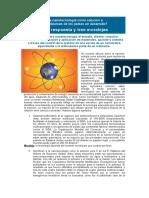 La Nanotecnología Como Solución A