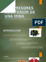 Compresoras en Minería