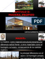 INTRODUCCION.- Exposion Madera