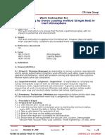 Catalyst Loading by Dense Method Single Bed Reactor Inert Atmosphere (2)