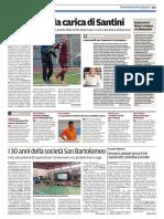 Il Tirreno Pontedera 22-10-2016 - Calcio Lega Pro