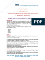 70-412 Exam Dumps with PDF and VCE Download (201-250).pdf