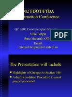 Qc 2000 Concrete Presentation