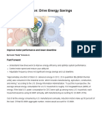 Factory Automation_ Drive Energy Savings - IsA