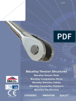 Macalloy Tension Structures12