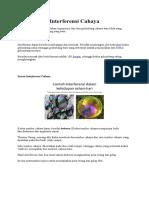 Interferensi polarisasi dll