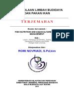 52165731-Pengelolaan-Limbah-Budidaya-Dan-Pakan-Ikan.doc