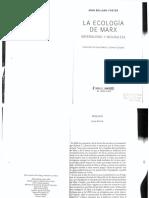 La Ecologfa de Marx. # PDF