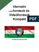 Drábik János Blog - Alternatív Hírforrások És Videóforrások Kompakt