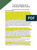 El Episodio de Los Coloraos en La Historia Almeriense y Politicas de Memoria- Martín García Valverde Book