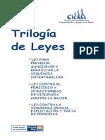 Trilogia de Leyes