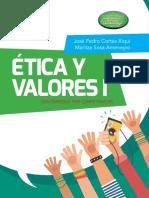 Libro Etica y valores I
