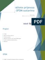 Prezentacija - mjere kvalitete prijenosa OFDM signala