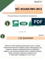 Polska Wies i Rolnictwo_2013