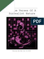 Random Verses of a Surrealist Nature