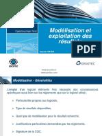 5- Seminaire GRAITEC - SOCOTEC - Modelisation Et Resultats Globaux V2