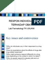 40 Respon Individual Terhadap Obat2