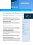 BE 117 Ley Org+ínica Precios Justos (Habilitante 2014)