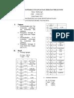 Laporan Praktikum Pembagi Tegangan Dan Jembatan Wheatstone
