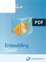 Jaspersoft Embedding Guide