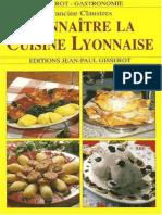 Connaître La Cuisine Lyonnaise