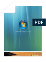 Windows Vista Product Guide