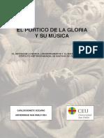 El pórtico de la Gloria y su música.pdf