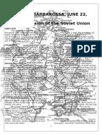 Monopoly Barbarossa RULES Rewrite