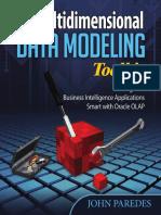Part I Multidimensional Data Modeling John Paredes