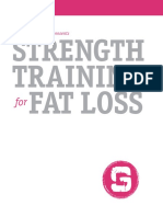 Free Gift Strength Training for Fat Loss
