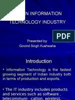India's Information