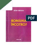 Romania Incotro Complet