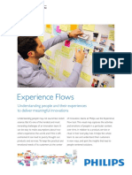 Inside Innovation Backgrounder Experience Flows