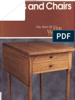 Tables & Chairs - The Best Of Woodworking.pdf