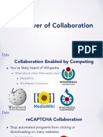 Power of Collaboration