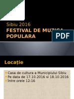 Festival de Muzica Populara