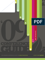 West Coast Green 09 Conference Guide