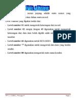 Pemrograman Terstruktur Level Number