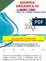 Tema 1 - Mecanismos de Reaccion -CLASE 1