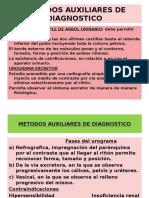 3)METODOS DE DX