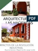 Haciendas coloniales en Yucatán