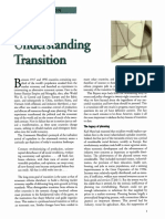 Understanding Transition