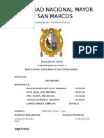 Laboratorio de Fisica 1 Informe n9