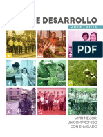 Plan de Desarrollo Municipal de Envigado Raul Cardona 2016 2019